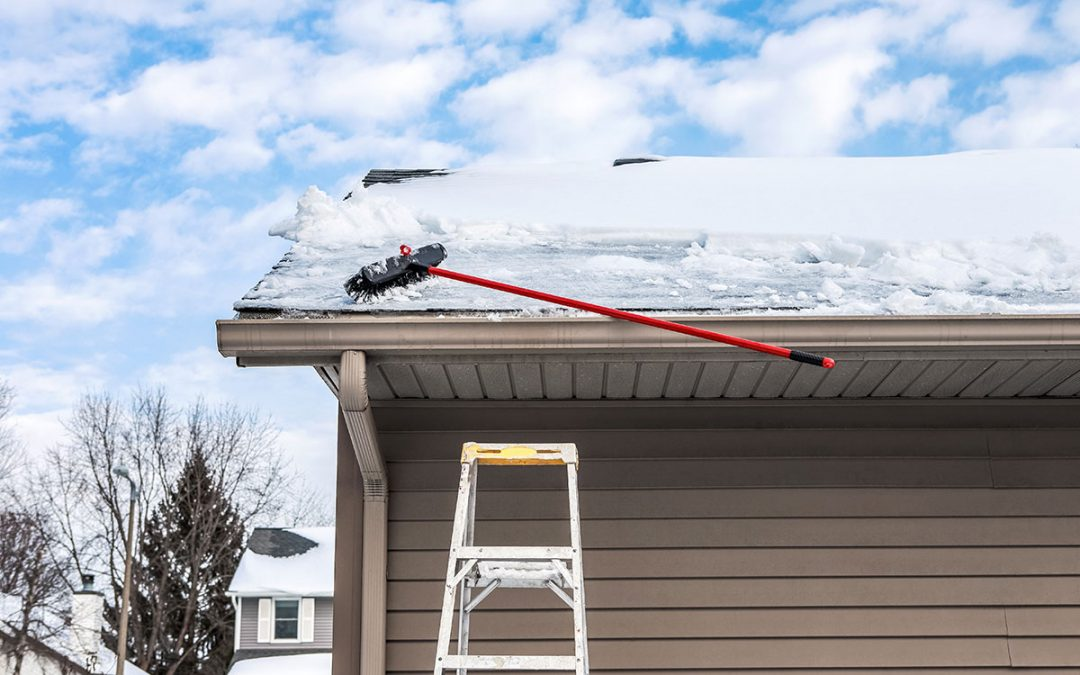 Dealing With & Preventing Ice Dams